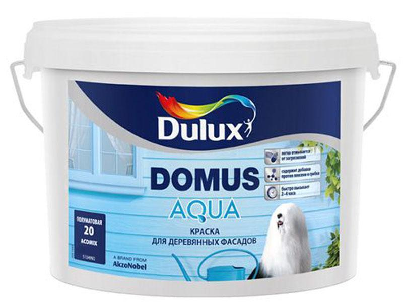 Фасадная краска для деревянных заборов производства Dulux
