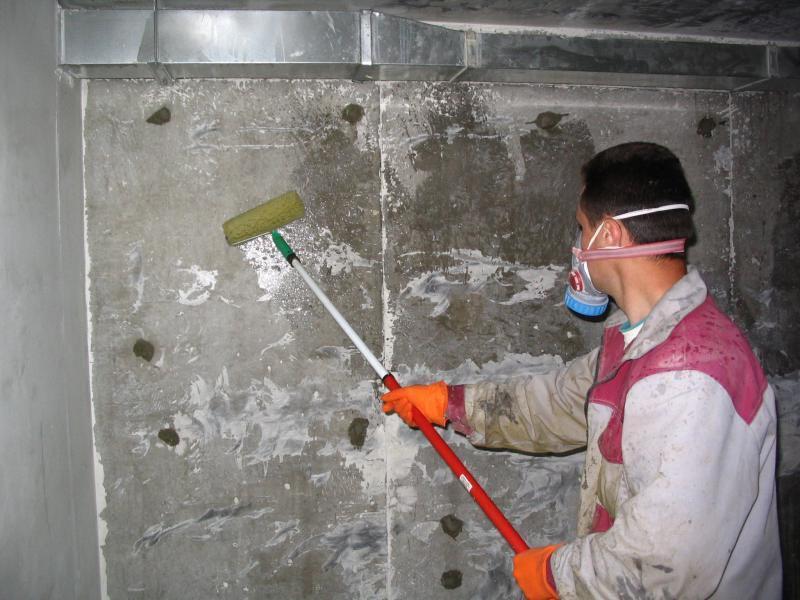 ремонт бетона жидким стеклом
