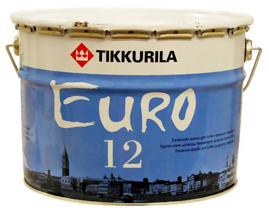 Латексная краска от Tikkurila