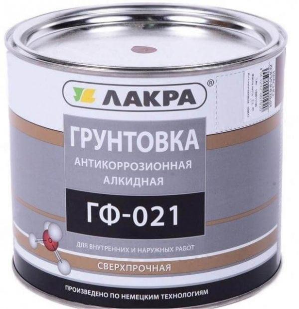Универсальный алкидный грунт (рекомендован не только для МДФ, имеет широкий спектр применения)