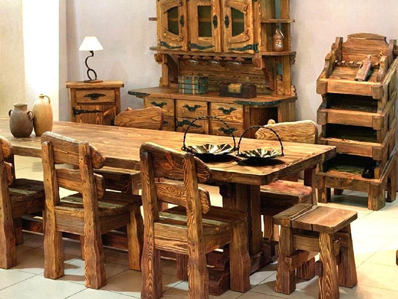 Современная мебель под старину