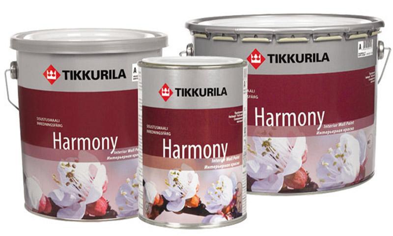 Краска для потолка от производителя Tikkurila