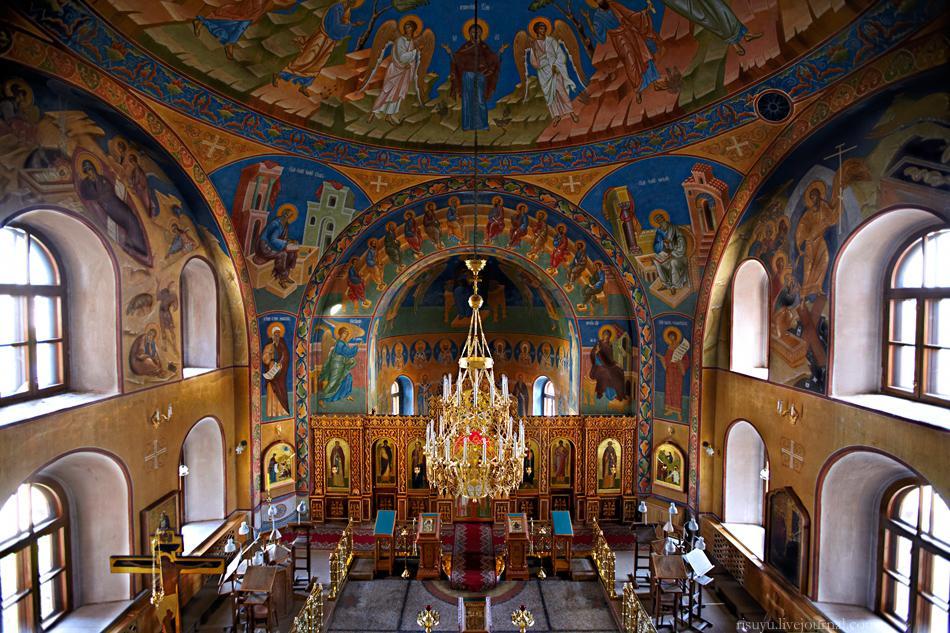 Церковь Ивана Великого