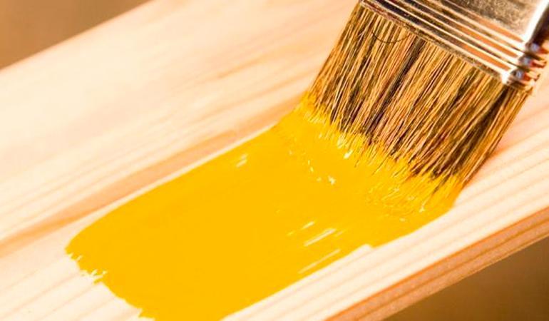 Краска по дереву для внутренних работ