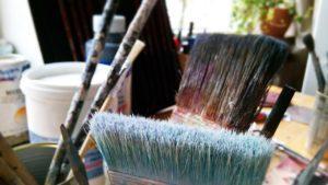 Кисти для рисования красками