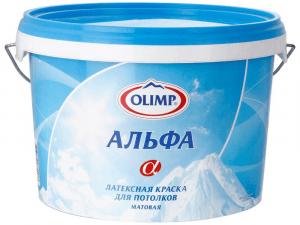 Отечественный производитель красок OLIMP