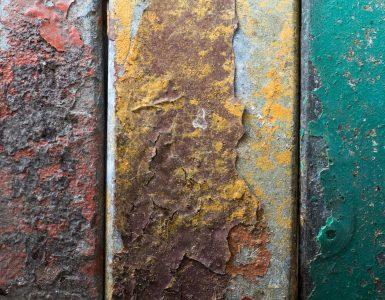 Старая масляная краска