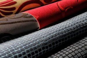 Флокированное покрытие на ковре