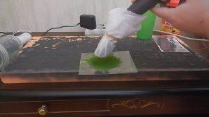 Использование ткани как фильтра